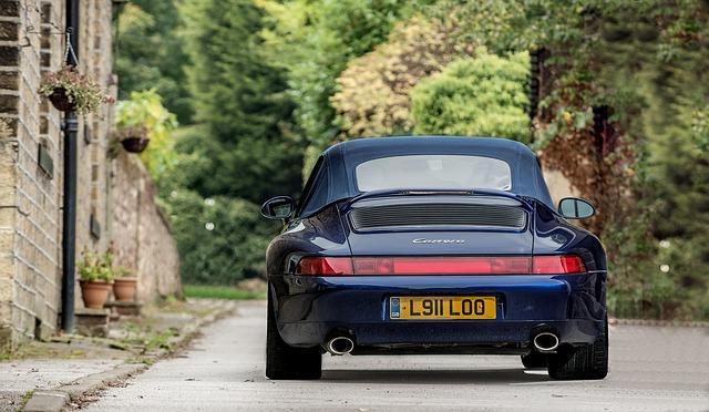 Legendární Porsche 911
