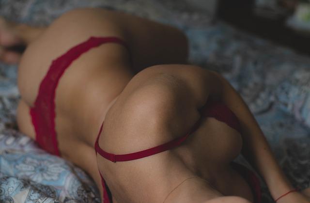 červená tanga