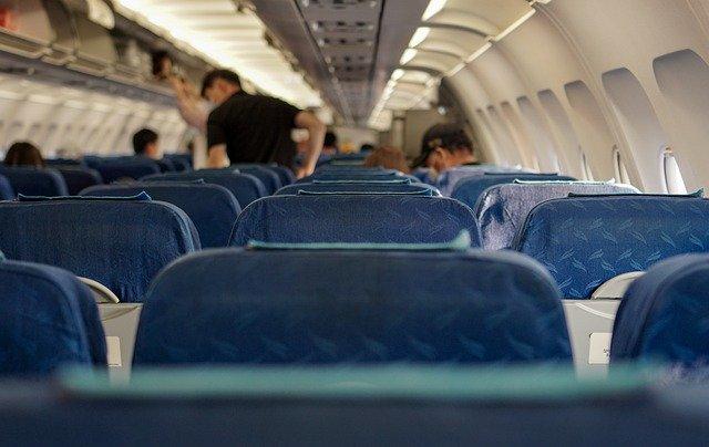 příjemný let