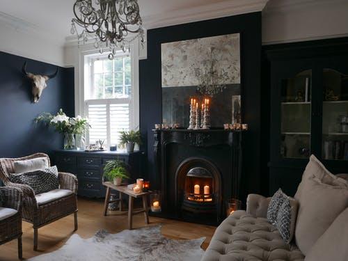 Změny v interiéru lze provést snadno a rychle – nemusíte se hned pouštět do kompletní rekonstrukce!